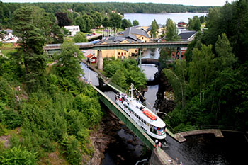 Dalsland Canal