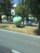 Apple in Bistritsa