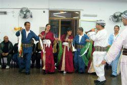 Jerusalem Kurds dancing