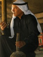 Talking with the Bedouins