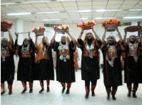 Yemenite women of Kiryat Ekron performing