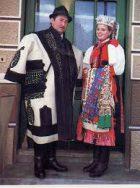 Romanian dancers.