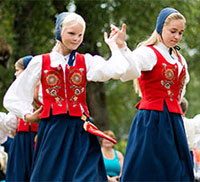 Norway Dancers