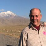 Jim Gold at Mt Ararat