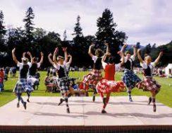 Scotland dancer