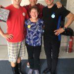 Jim, Bonnie, and our Sibiu dancer teachers 1